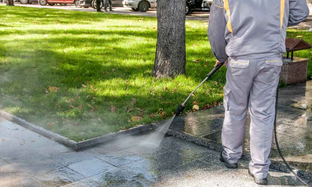 Simpson Cleaning MSH3125-S Pressure Washer Review
